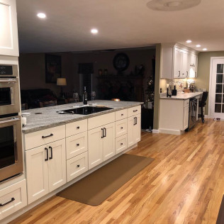 custom kitchen design north andover ma