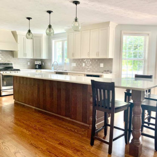 custom kitchen design in londonderry nh
